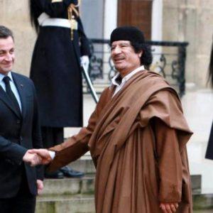 Maître André Chamy en charge de l'affaire du financement de la campagne de l'ancien président Nicolas Sarkozy