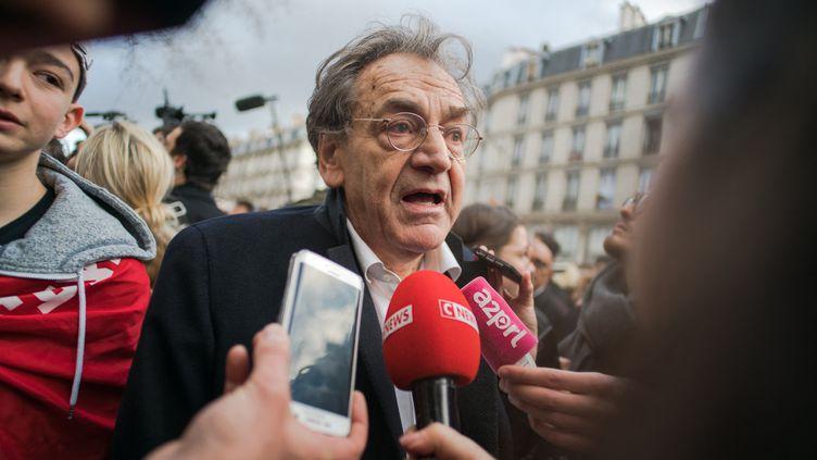 L'homme qui a insulté Alain Finkielkraut « n'a aucune idéologie antisémite »